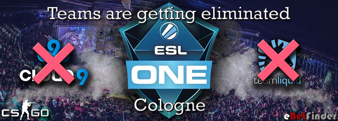 North American Teams Eliminated From ESL One Cologne