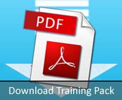 download training pack