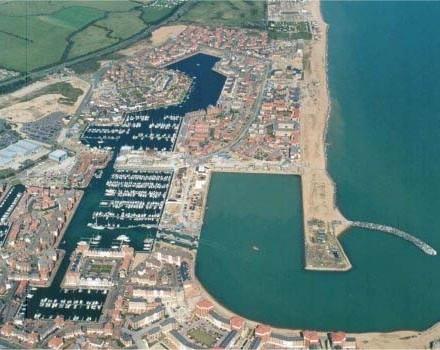 Eastbourne Harbour