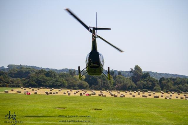 PGGY leaving Redhill aerodrome
