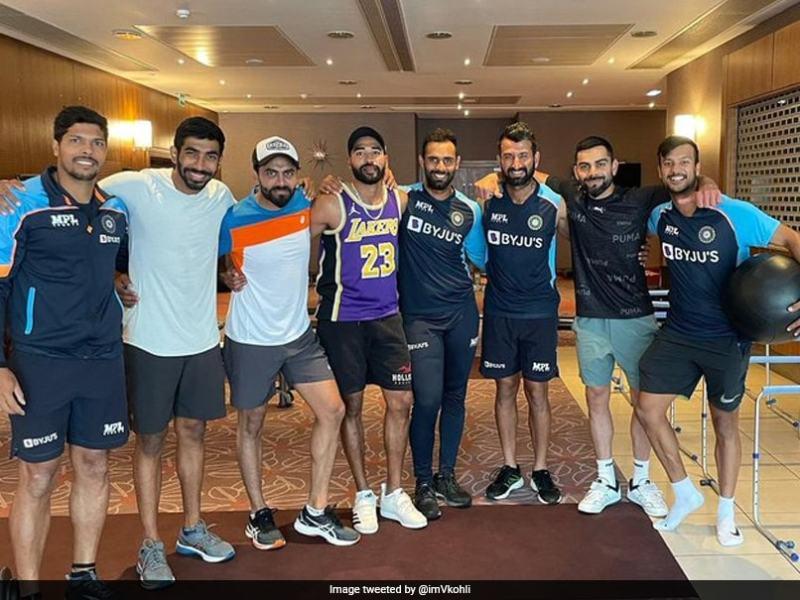 England vs India: Virat Kohli And India Teammates All Smiles In