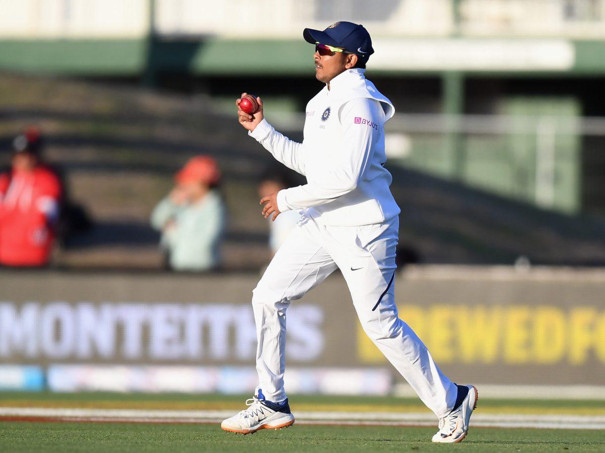 भारत ने इंग्लैंड टेस्ट के लिए पृथ्वी शॉ, सूर्यकुमार यादव को बुलाया