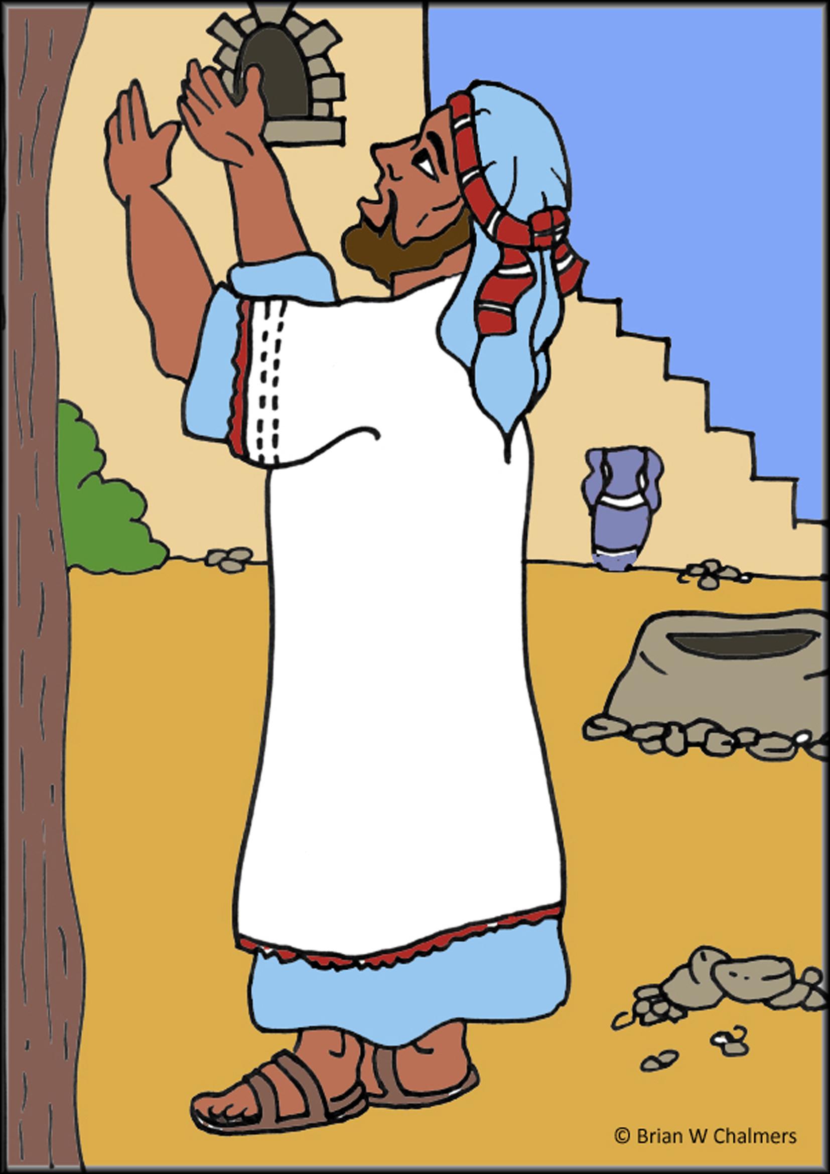Zacchaeus Flip Chart