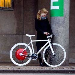 Copenhagen wheel v roce 2009