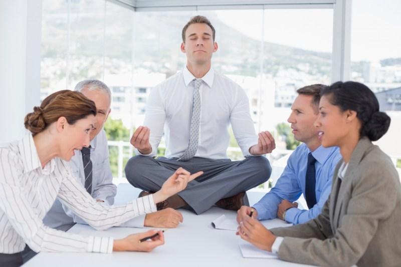 5 Ways to Calm Stress at Work