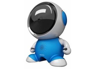 ADATA presentó soluciones de gaming, almacenamiento, SSDs y también un robot