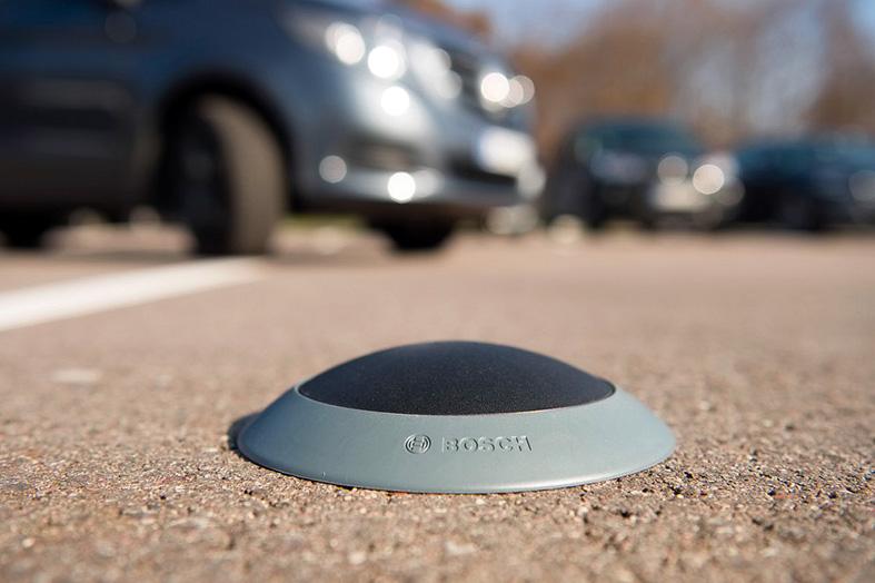 Vía sensores especiales y una app para smartphones, los conductores podrán recibir información en tiempo real.