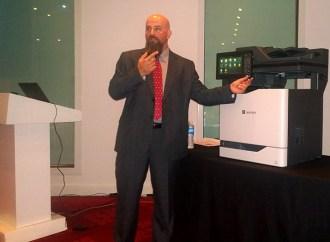 Lexmark destacó soluciones ECM específicas para el mercado de salud