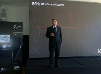 BGH presentó el smartphone Nubia Z9 mini en alianza con ZTE