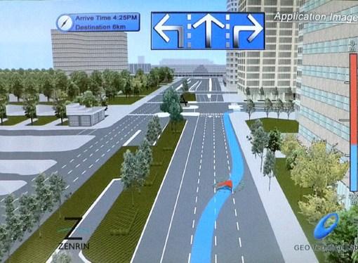 NVIDIA y ZENRIN colaboran para la generación de mapas en alta definición