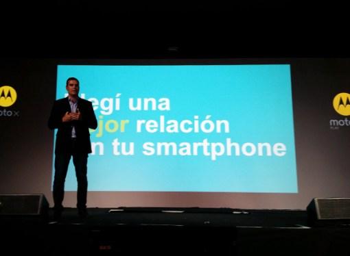 Llega el Moto X Play a la Argentina