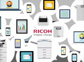 Ricoh lanzó una app para facilitar trabajos de impresión mediante dispositivos móviles