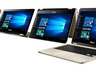 La nueva notebook ASUS VivoBook Flip tiene cuatro modos de uso