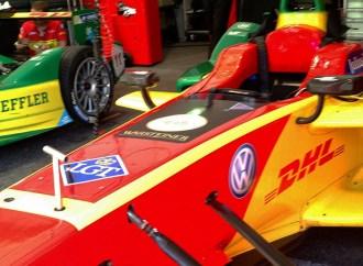 La Formula E pasó por Buenos Aires de la mano de Qualcomm