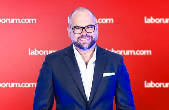 Néstor Milano asumió como Director Ejecutivo en Laborum