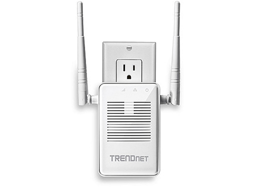 TRENDnet lanzó el extensor inalámbrico AC1200