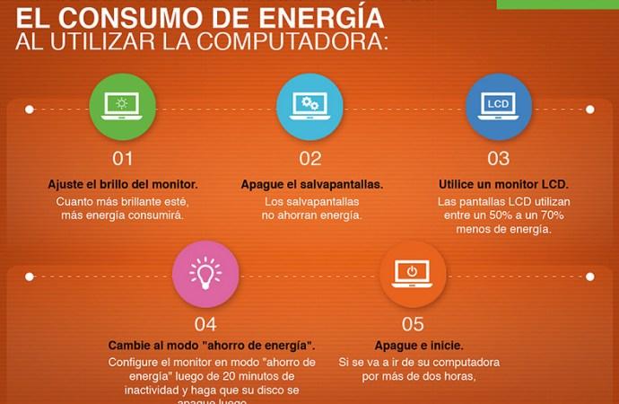 Consejos para reducir el consumo de energía