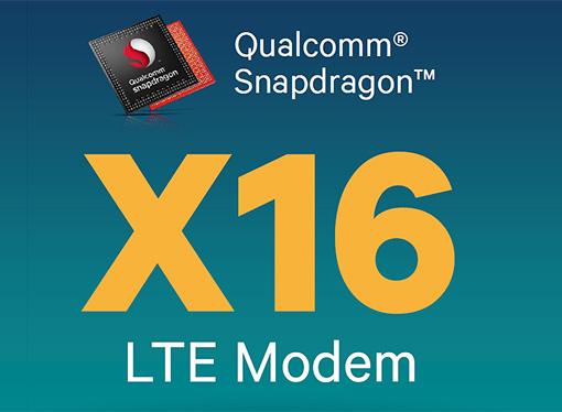 Qualcomm presentó el primer módem LTE de clase Gigabit de la industria móvil