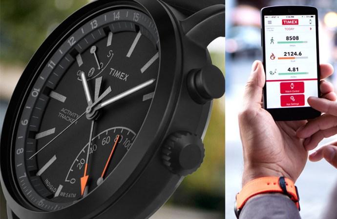 Timex lanzó el nuevo reloj Metropolitan+