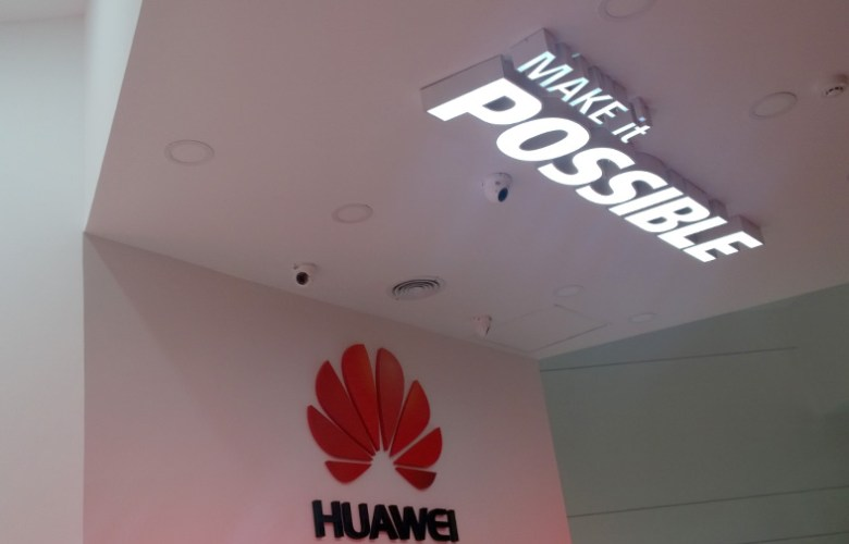 Slogan De Huawei