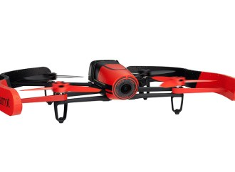 AFtech presentó el Bebop Parrot Drone