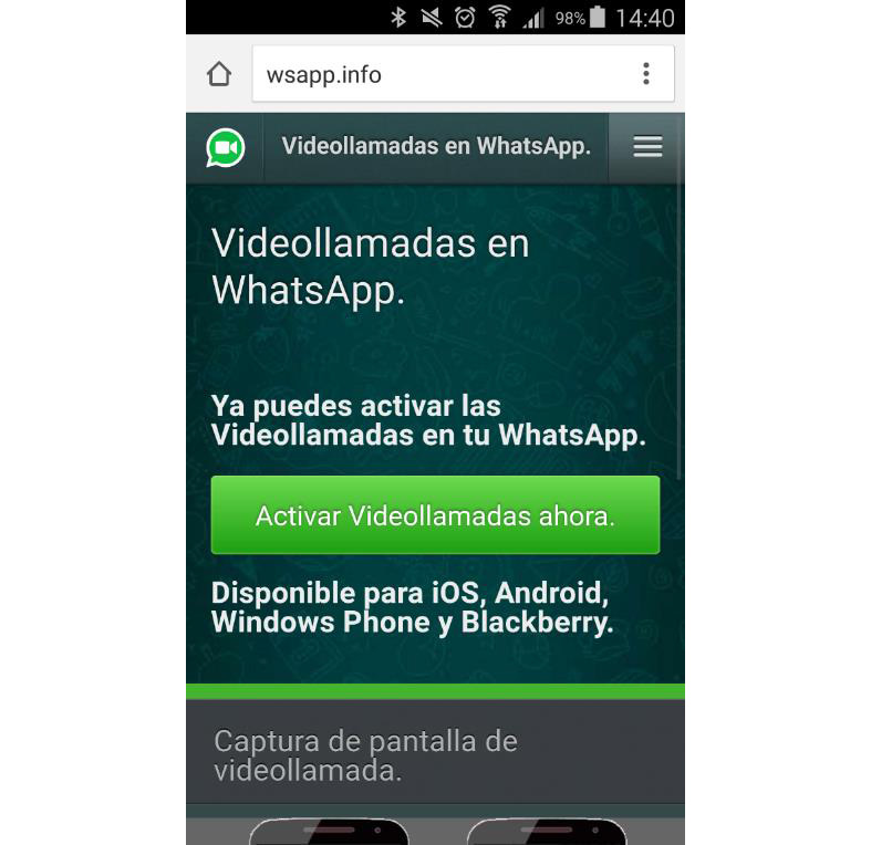 Estafa - Whatsapp Y Twitter 2