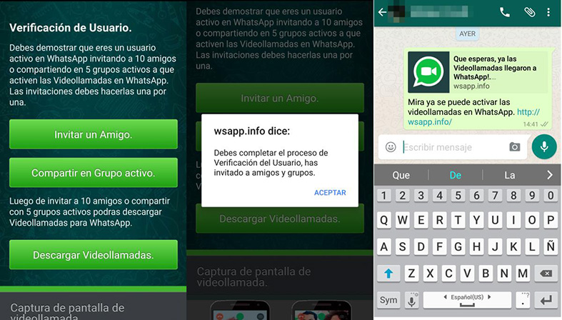 Estafa - Whatsapp Y Twitter 3