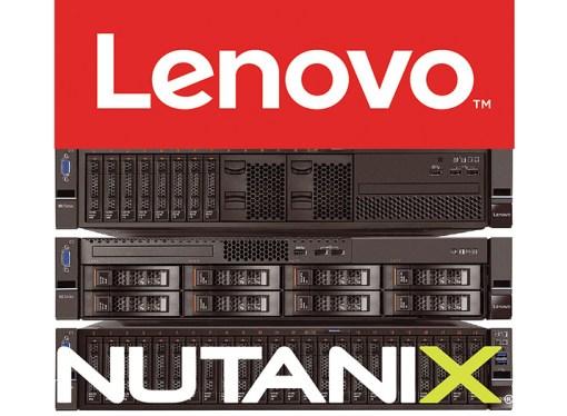 Lenovo y Nutanix lanzan la solución hiperconvergente HX 2000