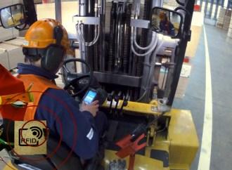 TASA Logística desarrolló e implementó el primer sistema de gestión de almacenaje con RFID del país
