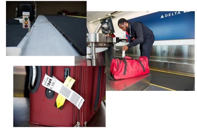 Delta introduce un sistema RFID para el rastreo de equipaje