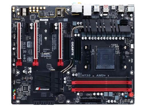 Gigabyte presenta su línea de motherboards gaming para procesadores FX Vishera de AMD en Argentina