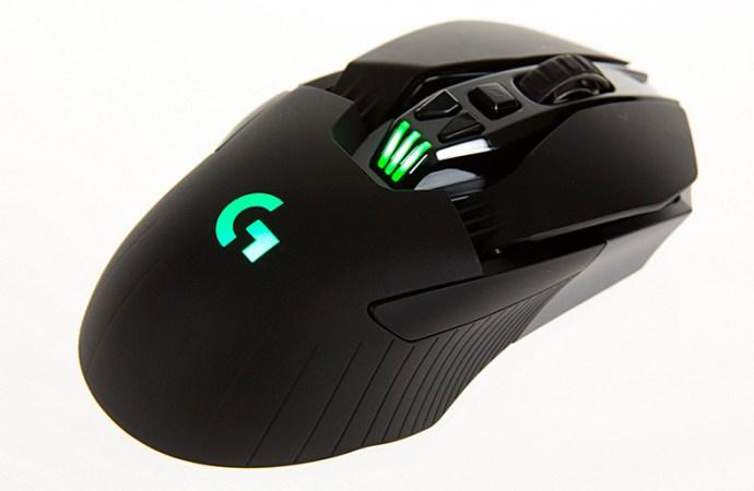 Logitech lanza un mouse ambidiestro y sin cables para atletas electrónicos