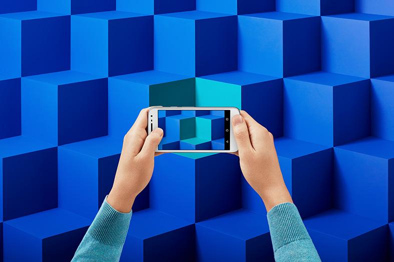 Tomar fotos con el Moto G4 Play, un lujo.