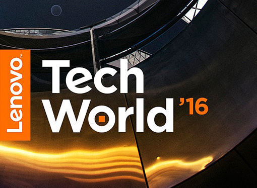 Lenovo organizará su conferencia anual Tech World