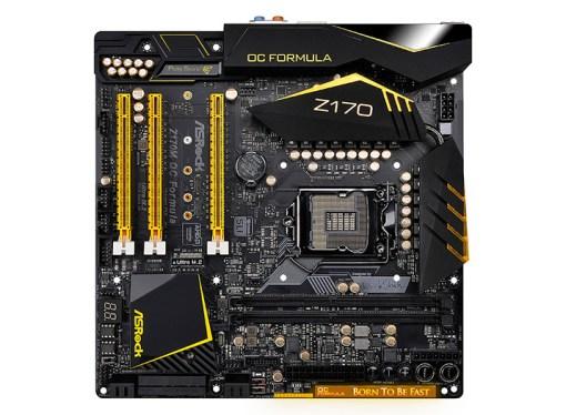 El ASRock Z170M OC Formula alcanza 7025,66 MHz con un Intel Core i7 6700K