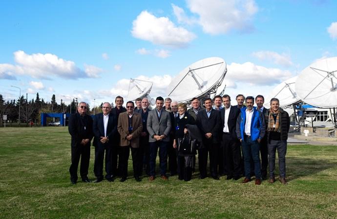 Pymes de la Red Intercable contrataron el 14% de la capacidad del ARSAT II
