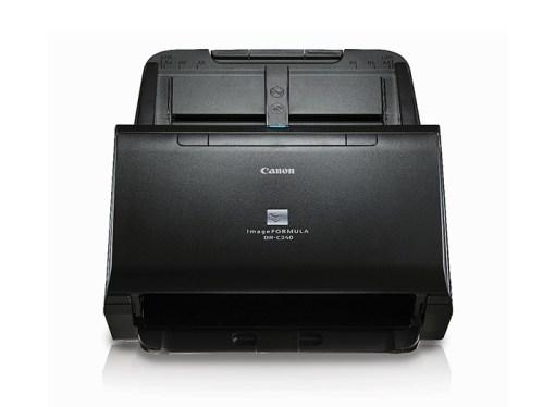 Canon lanzó el escáner imageFORMULA DR-C240