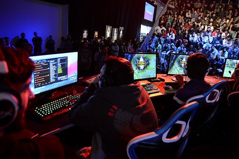 TecnofIelds 2015 Gaming