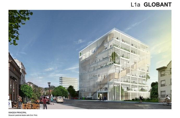 Globant premió al proyecto ganador del concurso Iconic Building