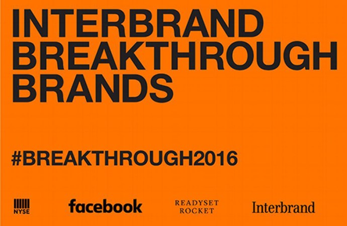 "Interbrand presentó su reporte ""Breakthrough Brands"""
