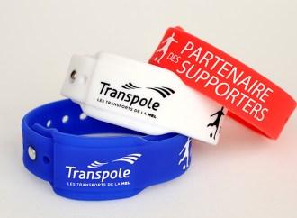 Keolis Lille y Gemalto presentaron la pulsera sin contacto para transporte
