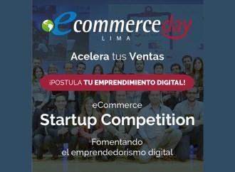 Emprendedores digitales peruanos participarán del eCommerce Startup Competition