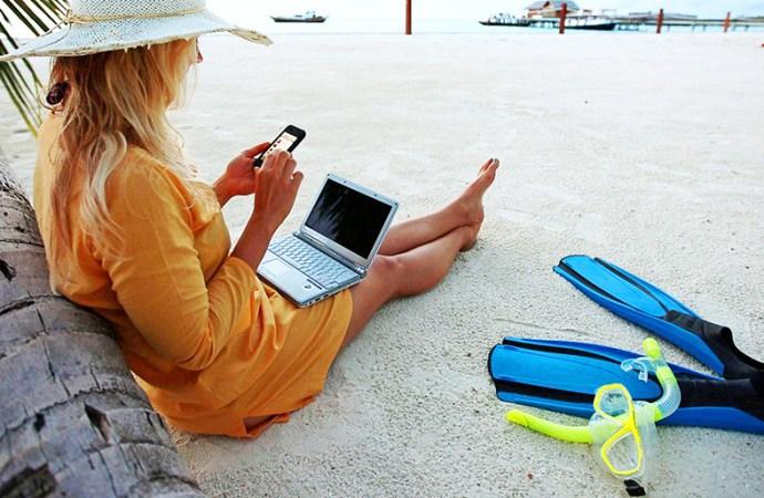 Sólo el 20% de los trabajadores se desconecta durante las vacaciones