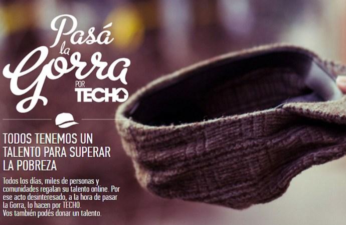#PasoLaGorraPorTECHO: la app de GlobalLogic que ayuda a recaudar fondos