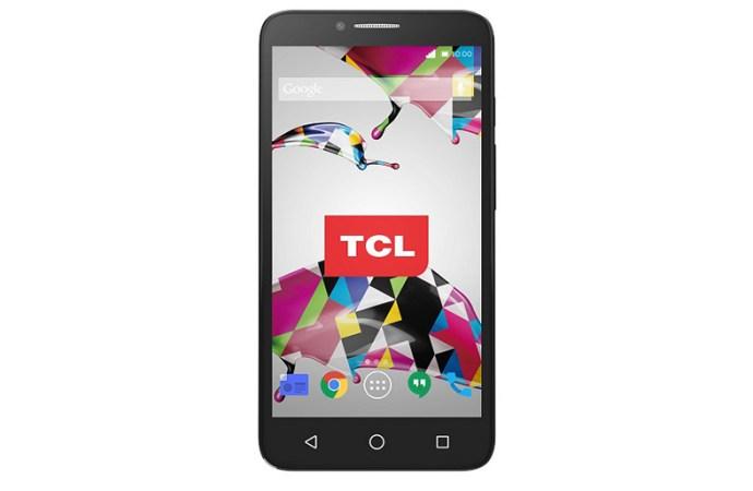 Smartphone E5500, la propuesta 4G de TCL