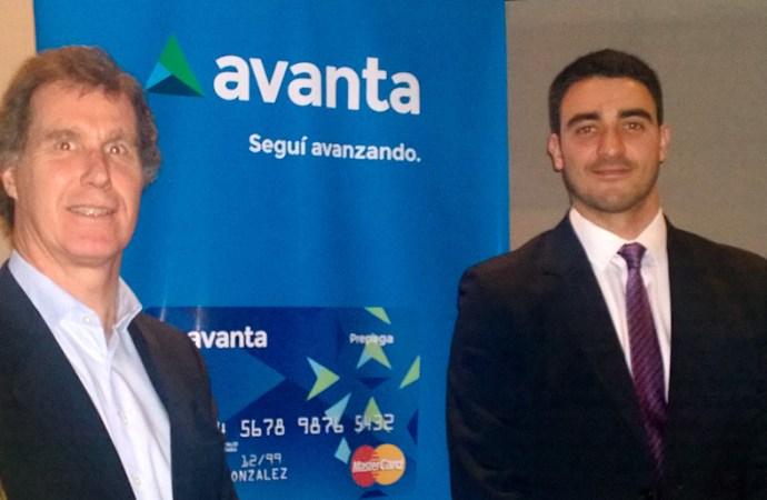 MasterCard presentó en Argentina su  tarjeta  prepaga recargable AVANTA