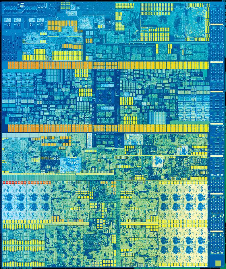 7th Gen Intel Core Die Standard