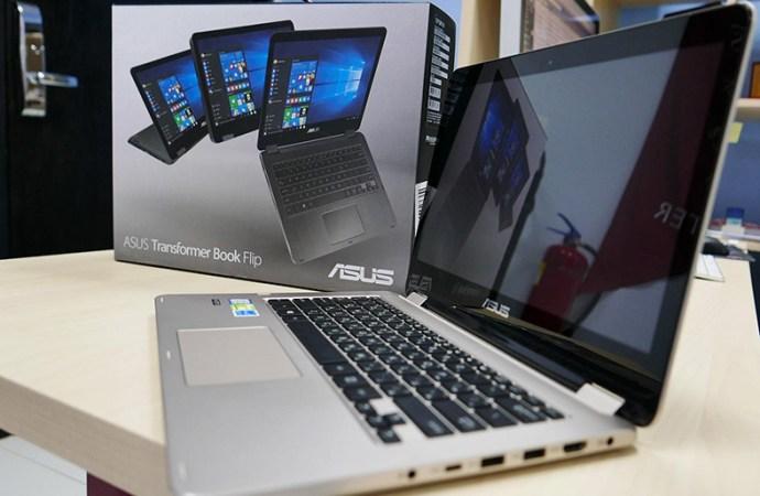 ASUS lanza Transformer y VivoBook Flip