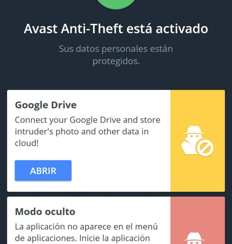 Avast Antitheft 2
