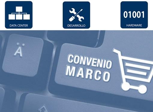 ITQ avanza en mercado público con tres convenios marco adjudicados